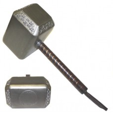 """From The Movie Thor The Dark World & Avengers 17"""" Thor's Hammer Replica Cosplay"""